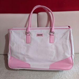 Versace Canvas Weekend Bag